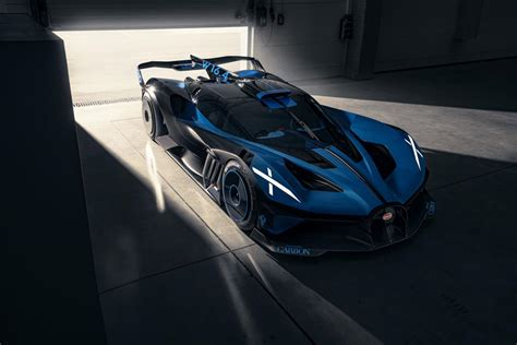Sure, it is so easy to take things for. The Bugatti Bolide Comes To Life   CarBuzz