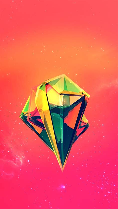 78 Best Geometric Iphone Wallpapers Images On Pinterest