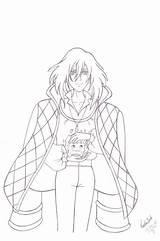 Calcifer Howls Howl Totoro Blueundine Hauru Castelo Spirited Einfache sketch template