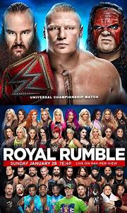 WWE Royal Rumble 2018: Matches & Predictions | Heavy.com