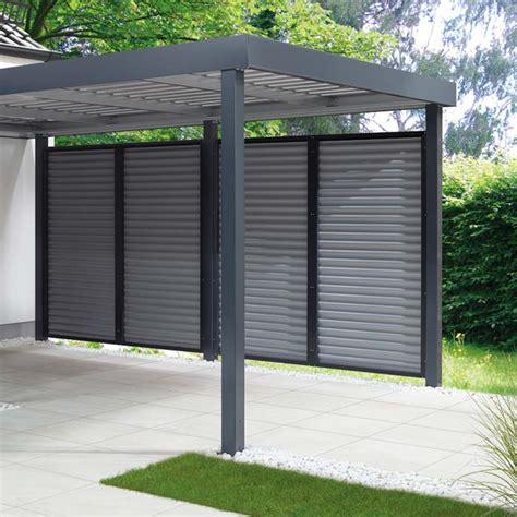 Der Carport Von Siebau Modernes Design Individuell Für