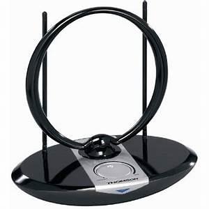 Antenne Tv Tnt Interieur : thomson ant537 ant537 achat vente antenne sur ~ Dailycaller-alerts.com Idées de Décoration