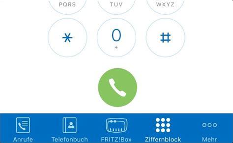 update fuer die fritzapp fon besseres telefonieren