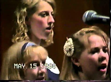Provo High School Spring Choir Concert, May 15, 1996