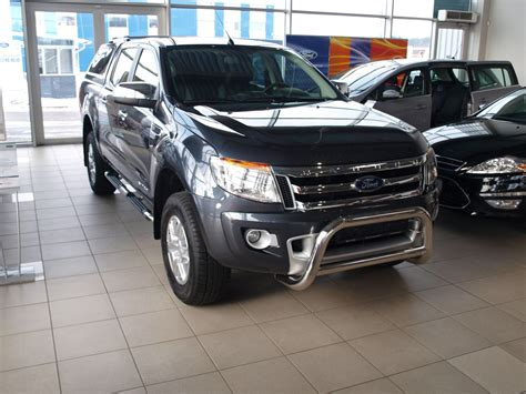 news new ford ranger with our accessories 4x4 tuning