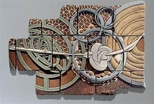 Decoration Jardin Metal : decoration murale exterieur en metal ~ Teatrodelosmanantiales.com Idées de Décoration