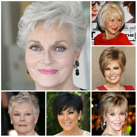 2016 Short Haircuts for Women over 50 2019 Haircuts