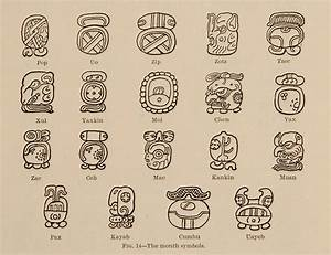 Image Gallery mayan astrology symbols