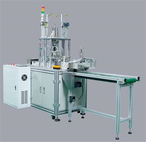 fully automatic  earloop face mask making machine