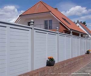 Gartenzaun Weiß Holz : gartenz une holz sichtschutz ~ Michelbontemps.com Haus und Dekorationen