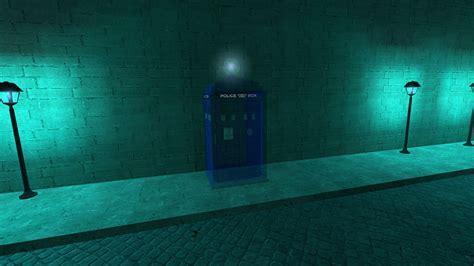 Gmod TARDIS Interior v1   Garry's Mod Maps