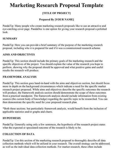 research plan choose from 40 research templates exles 100 free