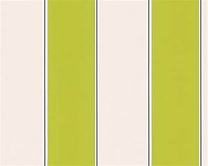 Tapete Streifen Grün : michalsky tapete streifen designer gr n creme 30459 4 ~ Sanjose-hotels-ca.com Haus und Dekorationen