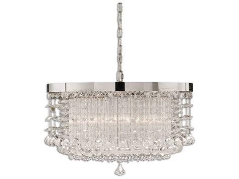 Uttermost Fascination Crystal Three-light Pendant