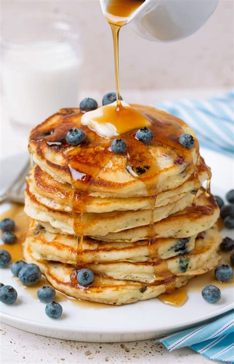blueberry pancakes cooking classy