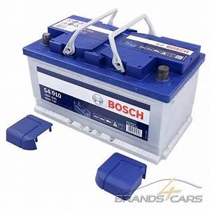 Batterie 74 Ah : bosch auto batterie starter batterie 12v 80ah 740a ersetzt ~ Jslefanu.com Haus und Dekorationen