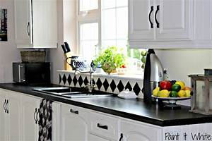 Kitchen wall paint colors white kitchen cabinets ideas for What kind of paint to use on kitchen cabinets for wall art sales