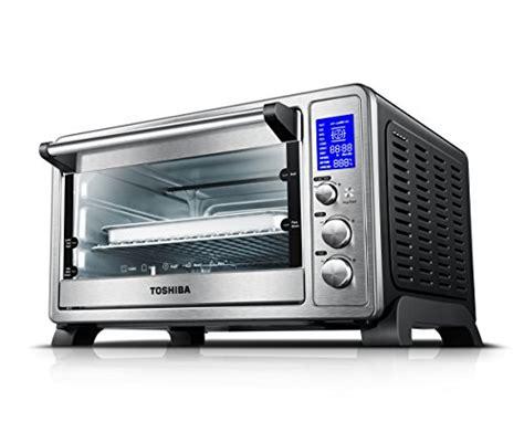 Toshiba Ac25cew-ss Digital Convection Oven, 6-slice