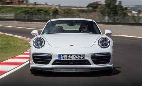 white porsche 2017 2017 porsche 911 turbo cars exclusive videos and photos