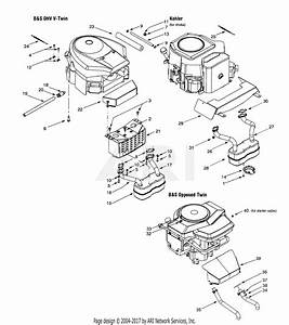 Mtd 14ar807p131  2001  Parts Diagram For Engine Accessories