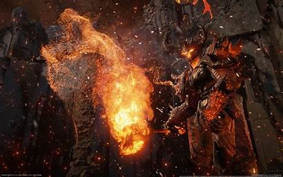Engine Unreal Monster Destructive Wallpapers Games Cool