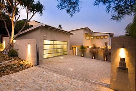Best Outdoor Lighting Fixtures Home With Gate And Garage