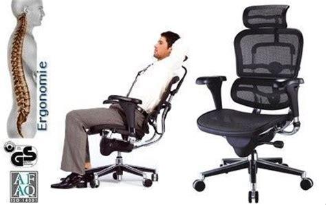 chaise de bureau pour le dos fauteuil 24 24 tech