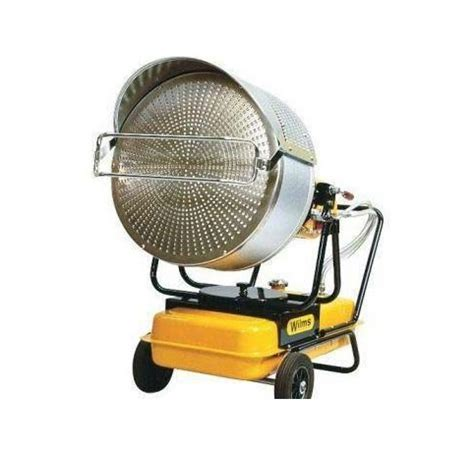 Radiant Bathroom Wall Heaters Electric by Wilms Val6 40kw 140 000btu Portable Oil Fired Radiant Heater