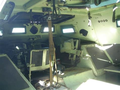 Inside Armored Vehicle Picture Of Los Angeles Police