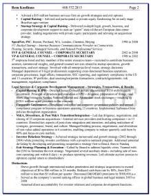 corporate counsel resume exles knock em dead professional resume writing services
