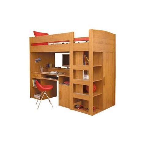 lit combiné bureau conforama lit mezzanine combiné montana 90x200cm pas cher