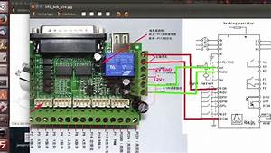 How To Cnc Db25 1205 Spindle Vfd Full Config Wire