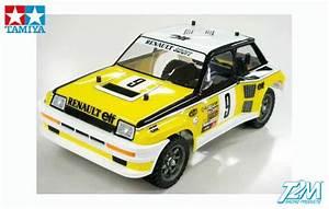 Turbo Electrique Voiture : r5 turbo rallye m05ra tamiya 1 10 tam 84227 miniplanes ~ Melissatoandfro.com Idées de Décoration
