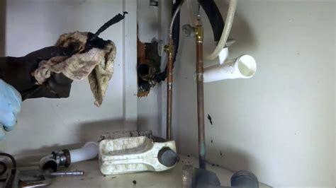 kitchen sink   drain   fix problem youtube