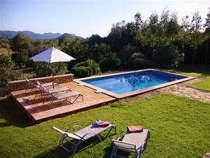 Sch ne g rten mit pool garten pool garten gestalten for Garten gestalten mit pool
