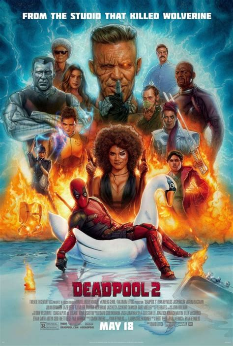 Deadpool 2 (2018) News Movieweb