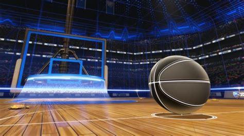 rocket leagues  basketball mode  arrived pc gamer