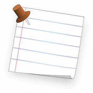 File:Ruled paper note with pin.svg - Wikimedia Commons