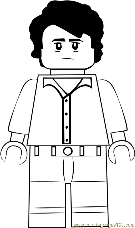 lego bruce banner coloring page  lego coloring pages coloringpagescom