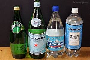 Naturally Flavored Sparkling Water