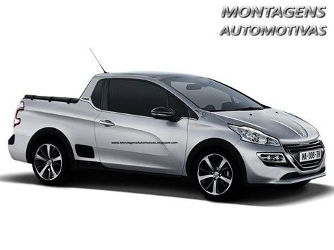 Peugeot Hoggar by Montagens Automotivas Peugeot Hoggar