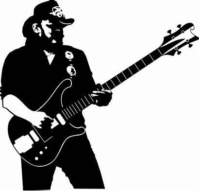 Rock Lemmy Openclipart Transparent Background Log Web