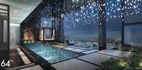 high end kitchen penthouse singapore top quality luxury features