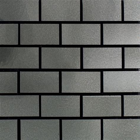 stainless brick joint metals by daltile daltile
