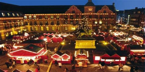 Traditional Christmas Lights by Family Run Hotel For Dusseldorf Christmas Market Packages