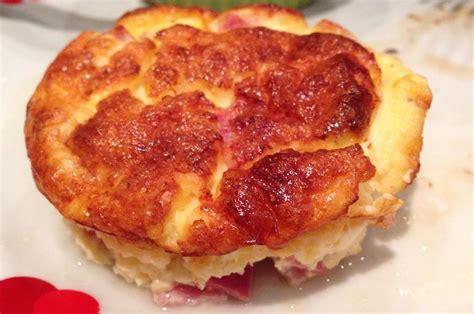 cuisine ardechoise flans au jambon aux délices de