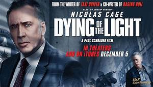 Dying Of The Light (2014) Review!! | Welcome to Moviz Ark!