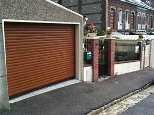 Porte De Garage A Enroulement : porte de garage enroulement ~ Dailycaller-alerts.com Idées de Décoration