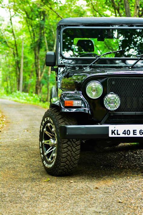 road trips   start  mahindra thar road