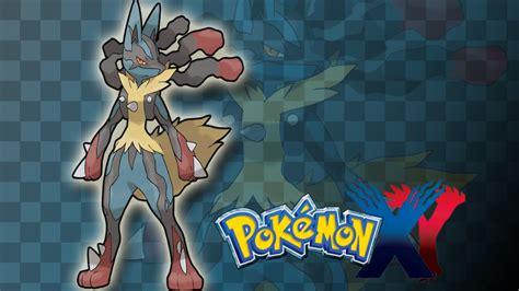 Pokemon Mega Evolution Wallpaper